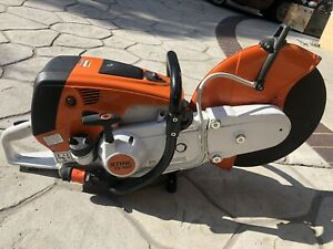 Stihl Ts700 14 Gas Concrete Cut off Saw