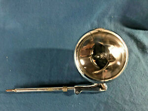 Unity Model S 6 Spotlight 12 Volt Chrome 12 Length