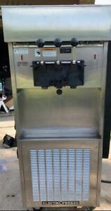 Frozen Yogurt Electro Freeze Machine Model Sl500 132 Year 2012