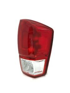 New Passenger Right Side Rear Tail Brake Light For Fits 2016 19 Tacoma Sr Sr5