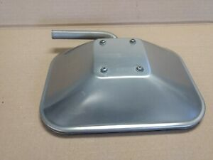 Ford Van Truck Pickup West Coast Stainless Steel Towing Mirror Right Or Left