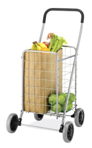 Utility Cart Folding Collapsible Outdoor Storage Shopping Cart Heavy duty Cart