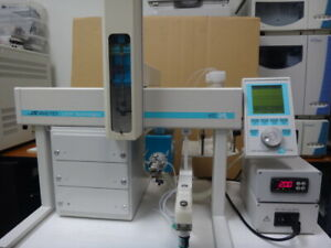 Ctc Leap Htc Pal Autosampler With Cooler And Wash Station System Level Tested