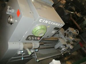 Cincinnati 13 X 36 Engine Lathe_nice _as described as available_fcfs_deal