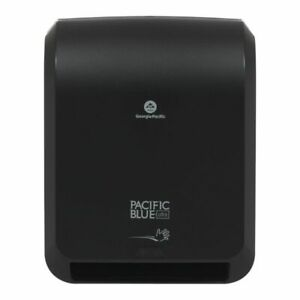 Pacific Blue Ultra Automated Paper Towel Dispenser By Gp Pro 59590 15 5 h X 1