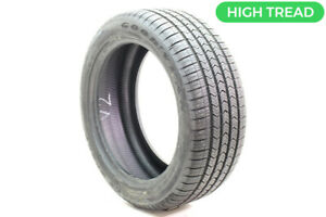 Driven Once 245 45r18 Goodyear Eagle Sport Moextended Run Flat 100h 10 32