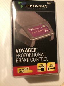 Tekonsha Voyager Electric Brake Tow Control Inertia Activated Proportional