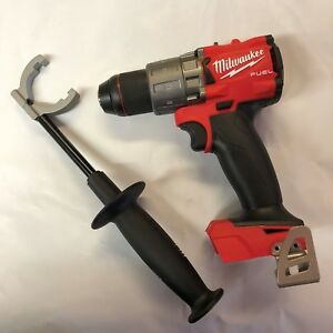 Milwaukee 2804 20 M18 Fuel Cordless Hammer Drill Bare Tool New 2 Day Shipping