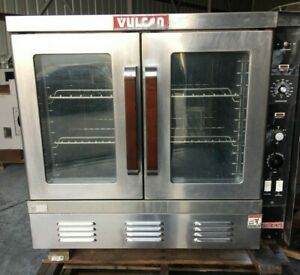 Vulcan Sg22e Gas Convection Oven