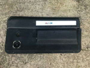 1971 1974 Javelin Amx Interior Passenger Side Door Panel Black