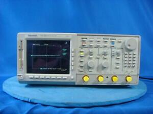 Tektronix Tds644b 500 Mhz 4 Channel Digital Real time Oscilloscope