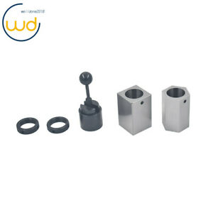 5c Collet Block Chuck Square Collecy Closer Holder Lathe Collet Block Set Tools