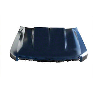 New Steel 2 Cowl Induction Style Hood For 2009 2014 Ford F150