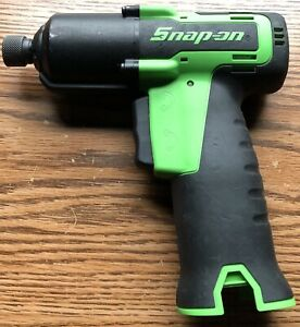Snap On Ct761agqc 14 4v 1 4 Hex Drive Microlithium Quick Change Cordless Impact