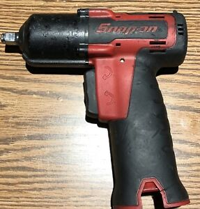 Snap on Ct761 14 4v 3 8 Microlithium Cordless Impact Wrench