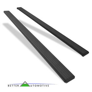 5 Running Boards For 05 20 Toyota Tacoma Double Cab Aluminum Side Step Nerf Bar