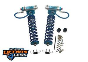 Superlift 5146 01 4 6 King Front Coilover Shocks For 05 18 Ford F 250 Sd