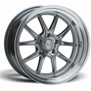 Rocket Racing Wheels Attack 18x8 5x114 3 Offset 0 Hyper Shot Mach Qty Of 1