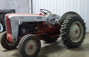 Ford 640 Tractor 48 Hp Gas 601 600 Workmaster Ie 641 2000 650 651 850 851 8n Naa