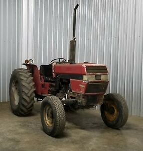 Case Ih 495 Tractor Ie 385 395 485 595 254 3220 695 795 895 995