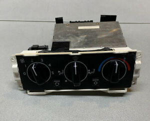Volvo 740 940 Heater Control Unit Climate Panel Ac Air Heat 6848302 Oem 3522217