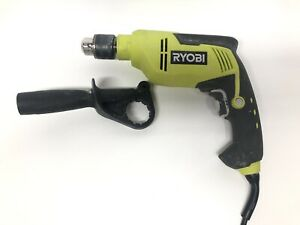Ryobi 6 2 Amp Corded 1 2 In Variable Speed Hammer Drill D620h 0302 4b