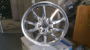 Shelby Alcoa Forged Gt500kr Wheels Factory Oem