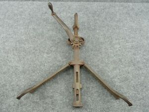 Antique Universal Rim Tool Co Ford Model T Model A Tire Changing Tool 121927