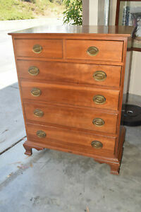 1950s Stickley Dresser Chest Of Drawers Buffet Sideboard Credenza Pick Up Only