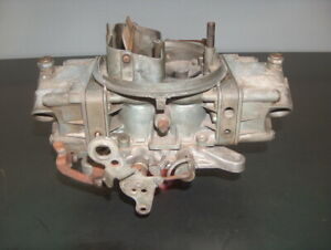 Vintage Holley 780 Cfm 4 Bbl Carburetor Vacuum Secondary Carb 3310 5271 5998