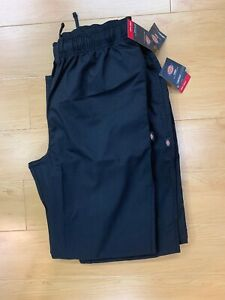 Lot Of 2 Dickies Chef Adult Traditional Drawstring Chef Pants Dc 11 Medium