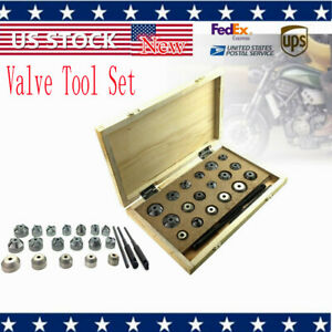 Motorcycle Valve Tool Set Grinding Head Fit For Jialing 145 125 Honda Gl145 C70