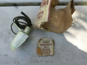 Nos 1949 1950 1951 1952 Ford Cars And Trucks Accessory Engine Compartment Lamp