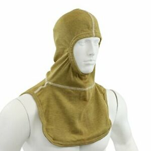 Nomex Fire Fighting Apparel Hood Nfpa Majestic Pac Ii Gold Protective Fire Hood