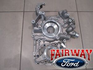 08 Thru 10 Super Duty Oem Ford 6 4 Powerstroke Diesel Engine Front Timing Cover