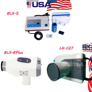 Portable Dental X Ray Machine Mobile Film Imaging Unit Blx 8plus lk c27 Blx 5
