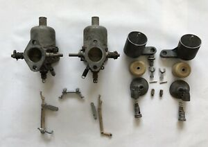 Mga 1 1 2 Inch H4 Su Carburetors