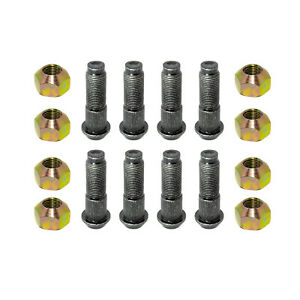 df3a5436k Wheel Stud Nut Kit Fits Bobcat 543 641 742 825 S185 S250 S590 S750