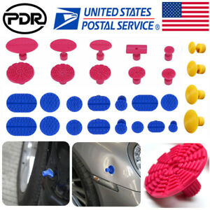 29pc Us Pdr Tools Glue Pulling Tabs Paintless Dent Repair Tool For All Pullers