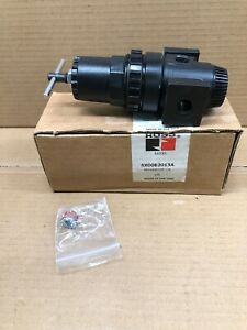 Ross Controls Pneumatic Mini Regulator 5211b2005a 1 4 Compressor Air