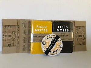 Field Notes Drink Local Lagers Ales Fall 2013 fnc20a Fnc20b Extras