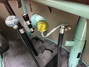 Vw Shift Knob Glass Bus Bug Volkswagen Gear
