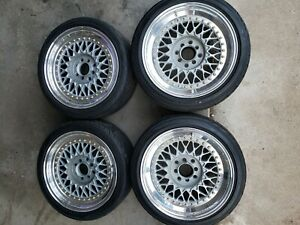 Authentic Bbs Rs 16x7 16x8