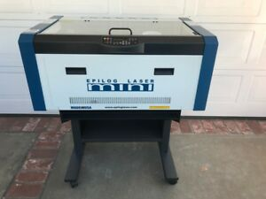 Epilog Laser Engraver 50 Watts With Factory Stand Make Offer