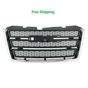 New Front Grille For 2010 2015 Gmc Terrain Gm1200630 22764303