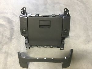 2009 2012 Dodge Ram Lower Dash Pop Out Fold Down Cup Holder Tray With Trims