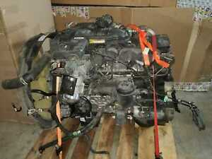 Used 6 7 Cummins 6 Cyl Diesel Engine Out Of A 2017 Pickup Dodge Ram 3500 4x4