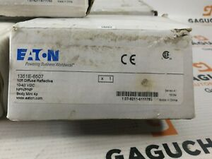 New Eaton 1351e 6507 Photoelectric Sensor 10ft Diffuse Reflective