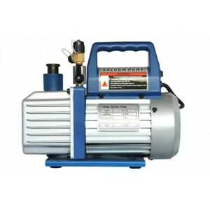 Ideal Air Hv Ac Vacuum Pump 700582 New Free Shipping