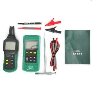 Professional Cable Tracker Metal Pipe Positioning Detector Cable Line Finder